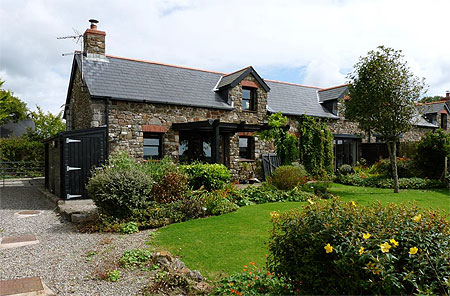 Waters Edge Holiday Cottage Landshipping Pembrokeshire